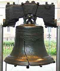 Liberty Bell - from Wikipedia